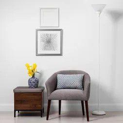 Brand New White Floor Lamp for Sale in Bradley, IL