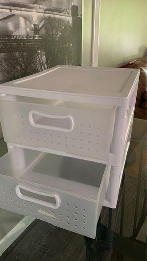 Sterilite Plastic Storage Drawers/Bins for Sale in Alexandria, VA