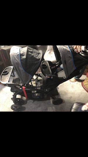 Double stroller for Sale in Lorton, VA