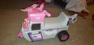 Paw patrol ride on for Sale in Kyle, TX