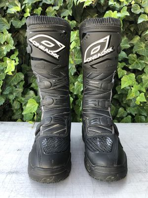 O'Neal MX , motocross (motorcycle) boots. Men's size 9 for Sale in Glendora, CA