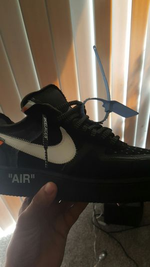 Off White Air Force 1 for Sale in Hayward, CA