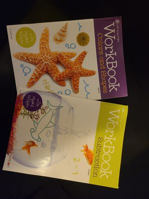 Let it Grow workbooks set of 2 for Sale in Fall River, MA