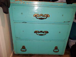 Vintage Dresser for Sale in Fresno, CA