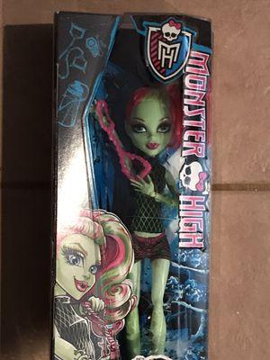 Monster High Doll Venus Mcflytrap for Sale in Arlington, VA