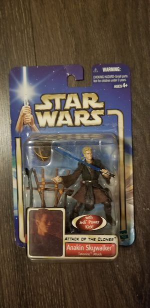 Anakin Skywalker (Starwars collectible toy) for Sale in Orlando, FL