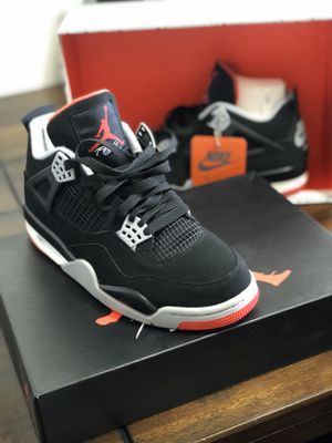 Air Jordan 4 retro, Size 8.5 Men, 10 Woman for Sale in The Bronx, NY