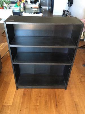 IKEA Billy bookshelf, black bookcase for Sale in West Los Angeles, CA