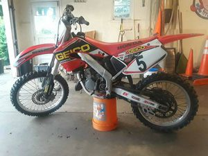 2000 cr125 for Sale in Rockbridge, OH