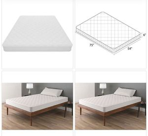 Full size mattress memory.coil for Sale in North Las Vegas, NV