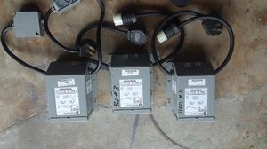 ge buck boost transformer 9t51b0110 & 9T51B0130 3 units $70 each Or $190 for all three Working well at last use. You are welcome to test. for Sale in Jacksonville, FL