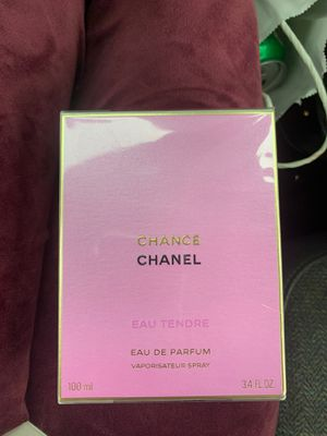 Chanel Chance Perfume Eau Tendre for Sale in San Diego, CA