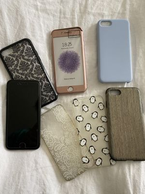 iPhone 8 64gb Space Grey At&t capability for Sale in Los Angeles, CA