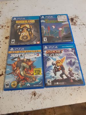 Ps4 Games for Sale in Beaverton, OR