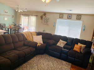 3-piece sectional for Sale in Fresno, CA