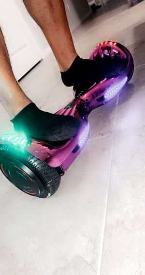 Bluetooth Hoverboard FOR SALE!! *case included* for Sale in Land O Lakes, FL