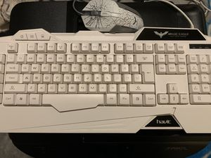 Havit Gaming Keyboard and Mouse for Sale in Topeka, KS