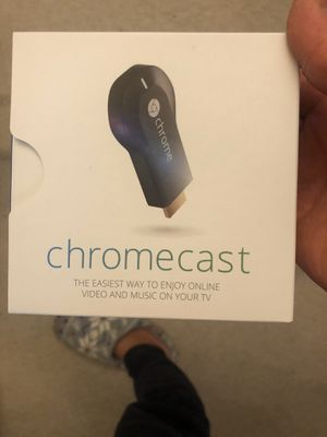 Chromecast for Sale in Fairfax, VA