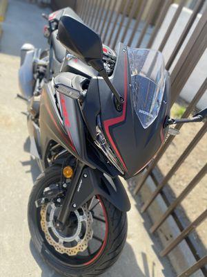 2020 Honda CBR500 for Sale in Los Angeles, CA