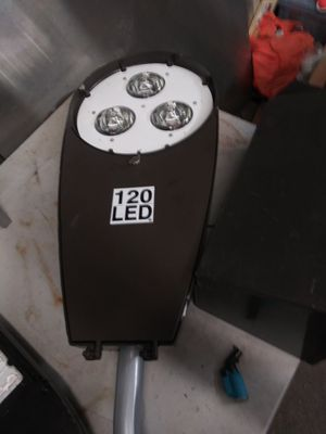 L.E.D. pole mount flood lights for Sale in Euless, TX