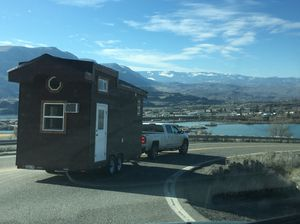 Tiny Home / Tiny House Trailer For Sale for Sale in East Wenatchee, WA