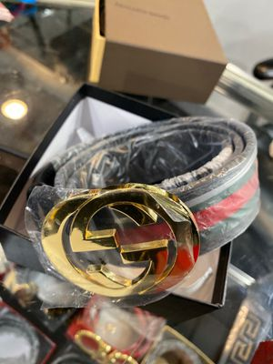 Gucci belt (available now)💫 for Sale in Clairton, PA
