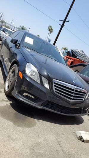 2010 Mercedes E350 parts car parting out for Sale in Hawthorne, CA