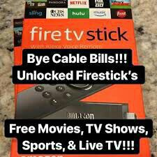 Fire (Cable cord cutter) stick on sale for Sale in Santa Ana, CA
