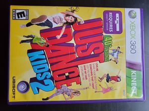 Xbox 350 just dance Kids 2 for Sale in Miami, FL