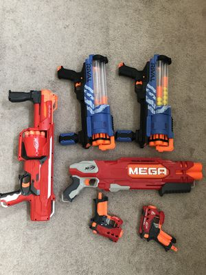 Nerf guns for Sale in Hilliard, OH