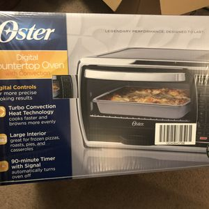 Oster Digital Countertop Oven for Sale in Houston, TX