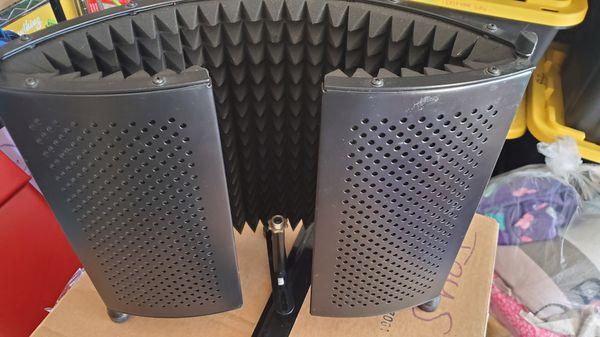 Sound booth monoprice pro audio series