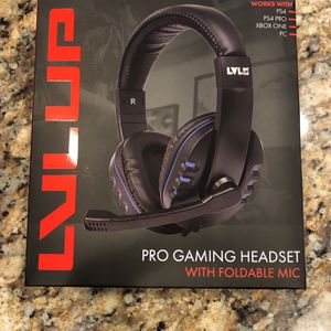 Pro Gaming Headset for Sale in Clovis, CA