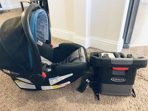 Excellent Condition Car Seat PLUS Two Bases for Sale in Aubrey, TX