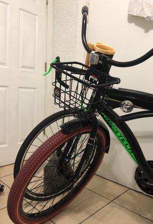 2 bikes for sale , One cruiser , One road bike for Sale in Miami, FL