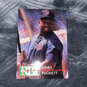Kirby Puckett baseball card for Sale in Los Angeles, CA