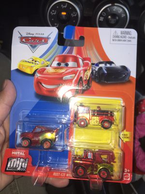 Mini racers Disney for Sale in La Puente, CA