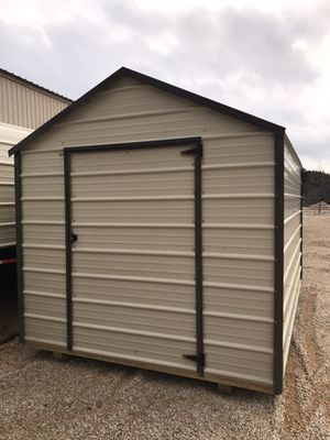 Metal Shed 8x12, Payments starting at $60 a month for Sale in San Marcos, TX