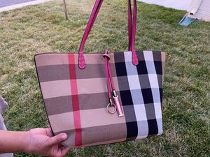 Checkered Purse - New for Sale in Washington Grove, MD