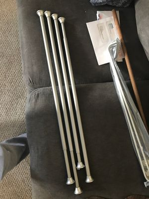 Curtain rods for Sale in Mifflinburg, PA