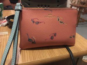 Coach wallet/wristlet for Sale in Wichita, KS