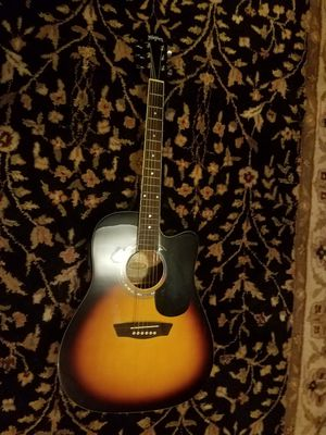 Washburn electric acoustic guitar for Sale in Rockville, MD
