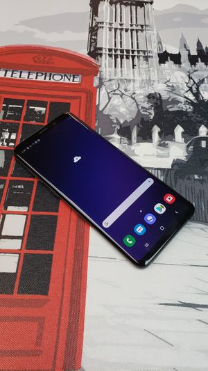 Unlocked Samsung Galaxy s9 plus for Sale in Shoreline, WA