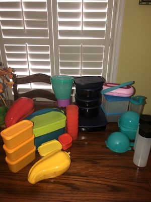 TUPPERWARE 56 pieces NEW for Sale in Westminster, CA