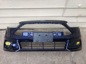 2015-2017 Ford Focus st model front bumper oem for Sale in Dallas, TX