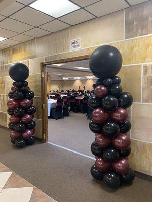 Balloon Columns/Arches for Sale in Southfield, MI