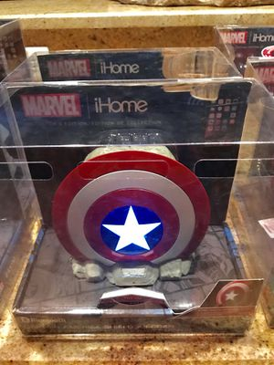 Disney Marvel Captain America Bluetooth Speaker for Sale in Chesapeake, VA