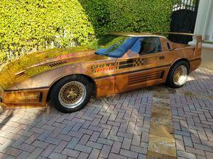 84 Chevy Corvette for Sale in Miami, FL