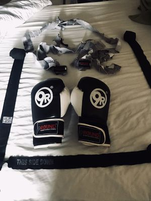 UFC/Boxing Gloves Set for Sale in Raleigh, NC