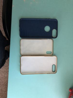iPhone X and IPhone. 7/8 plus phone cases for Sale in Monroeville, PA